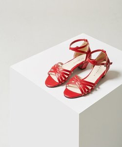 PLIE sandal - RED